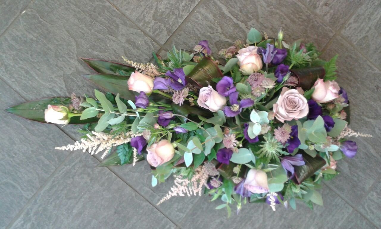 Funeral Flowers Vintage Style Tilly Tomlinson Flowers